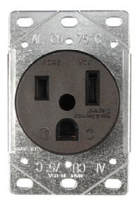 The 50 Amp Outlets Will Be Used In Range Stoves There Are 3 Wire And 4 Lications Here As Well
