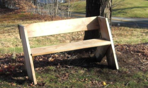 Simple Outdoor Bench Plans - Outdoor Bench Plans