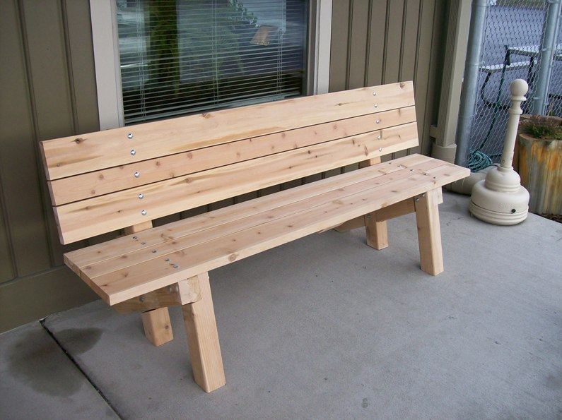 Phenomenal Handymanwire Garden Benches Built Pdpeps Interior Chair Design Pdpepsorg