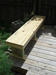 HandymanWire - Building a Bench