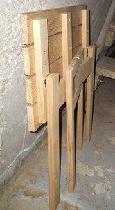 Handymanwire Building A Folding Table