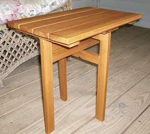 HandymanWire - Building a Folding Table